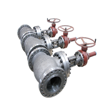 Outside Screw Stem globe Valve